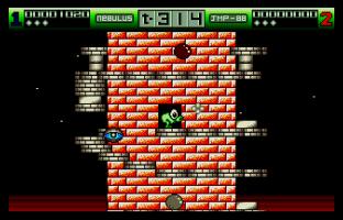 Nebulus Atari ST 09