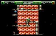 Nebulus Atari ST 10