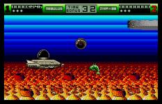 Nebulus Atari ST 21