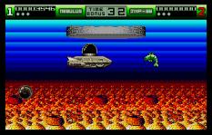Nebulus Atari ST 22