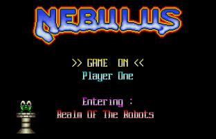 Nebulus Atari ST 23