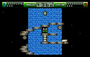 Nebulus Atari ST 31