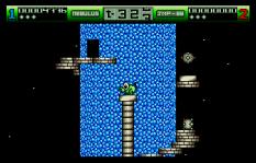 Nebulus Atari ST 32