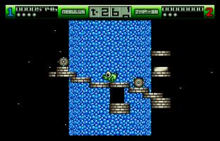 Nebulus Atari ST 34