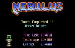 Nebulus Atari ST 37