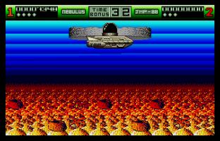 Nebulus Atari ST 42