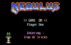 Nebulus Atari ST 43