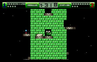 Nebulus Atari ST 53