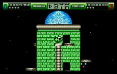 Nebulus Atari ST 54
