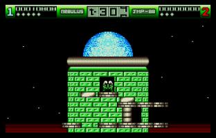 Nebulus Atari ST 56