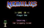 Nebulus Atari ST 60