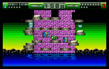 Nebulus Atari ST 62
