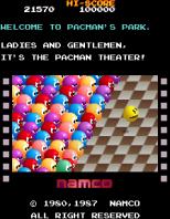 Pac-Mania Arcade 19
