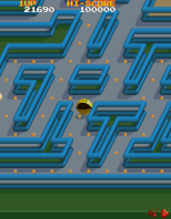 Pac-Mania Arcade 20