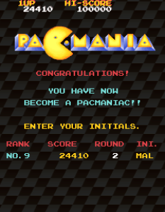 Pac-Mania Arcade 26