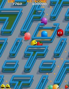 Pac-Mania Arcade 39