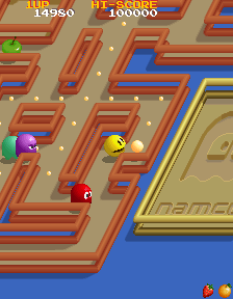 Pac-Mania Arcade 52