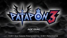 Patapon 3 PSP 001
