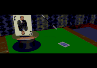 Penn & Teller's Smoke and Mirrors Sega CD 01