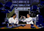 Penn & Teller's Smoke and Mirrors Sega CD 05