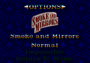Penn & Teller's Smoke and Mirrors Sega CD 09