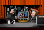 Penn & Teller's Smoke and Mirrors Sega CD 13