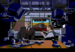 Penn & Teller's Smoke and Mirrors Sega CD 38
