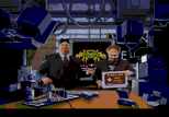 Penn & Teller's Smoke and Mirrors Sega CD 59