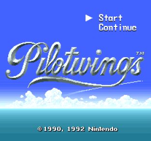 Pilotwings SNES 001