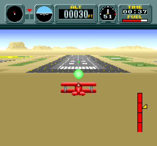 Pilotwings SNES 009