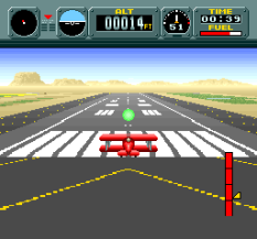 Pilotwings SNES 010