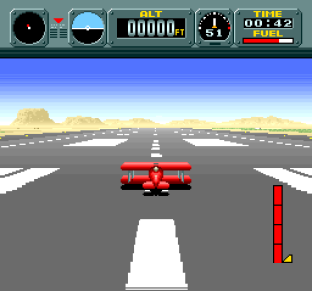Pilotwings SNES 012