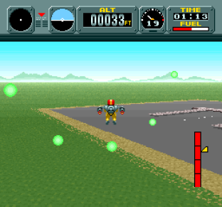 Pilotwings SNES 045