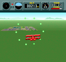 Pilotwings SNES 066