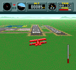 Pilotwings SNES 067