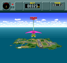 Pilotwings SNES 077