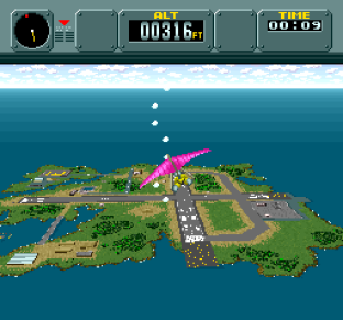 Pilotwings SNES 078