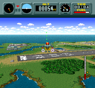 Pilotwings SNES 089