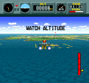 Pilotwings SNES 097