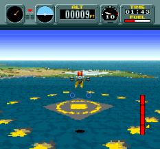 Pilotwings SNES 098