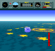 Pilotwings SNES 099