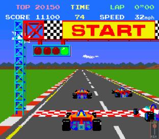 Pole Position Arcade 42