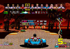 Power Drift Arcade 110