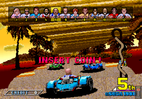 Power Drift Arcade 114