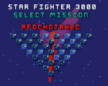Star Fighter 3000 Archimedes 16