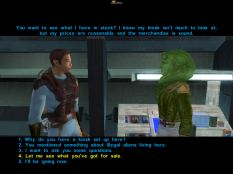Star Wars - Knights of the Old Republic PC 032