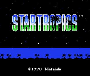 Startropics NES 001