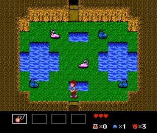 Startropics NES 020