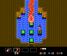 Startropics NES 033