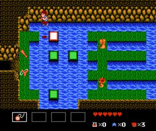 Startropics NES 108